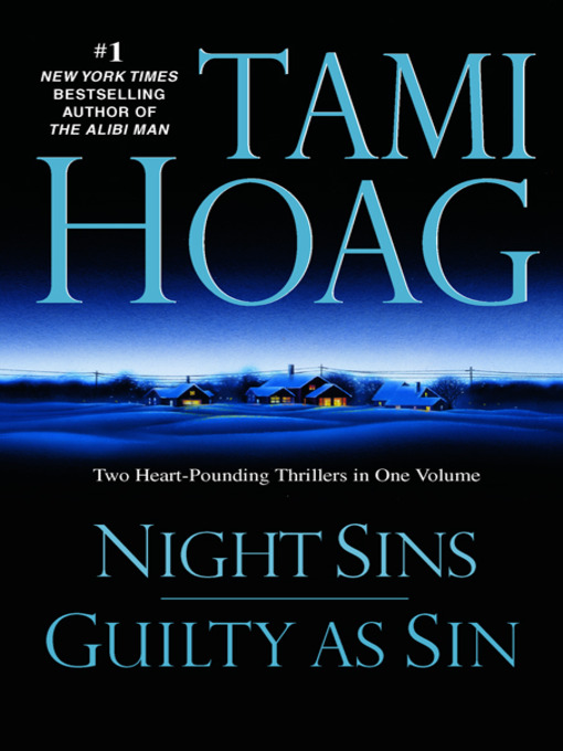 Title details for Night Sins/Guilty as Sin by Tami Hoag - Wait list