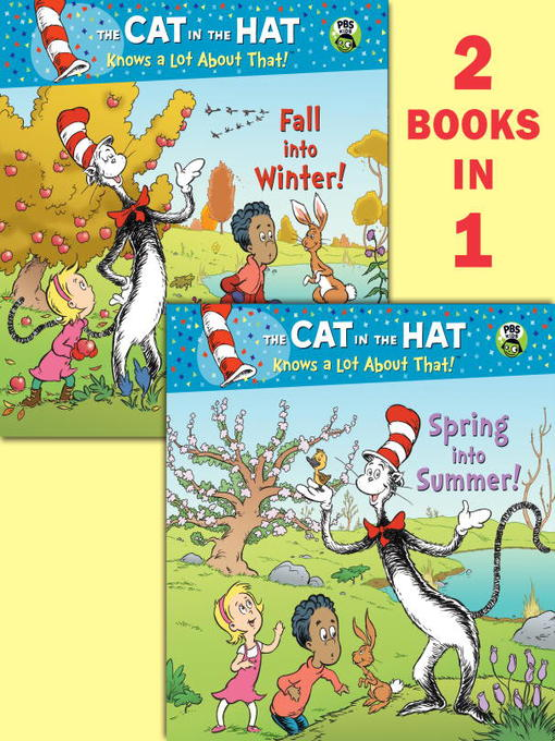 Title details for Spring into Summer!/Fall into Winter! by Tish Rabe - Available