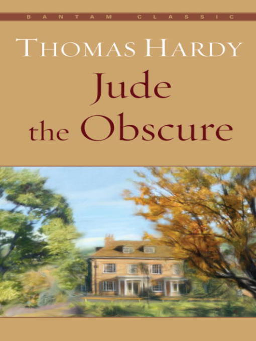 an analysis of thomas hardys novel jude the obscure Although thomas hardy's other novels don't exactly paint an encouraging picture of married life, they are overflowing with optimism compared with the sentiments expressed in jude the obscure.