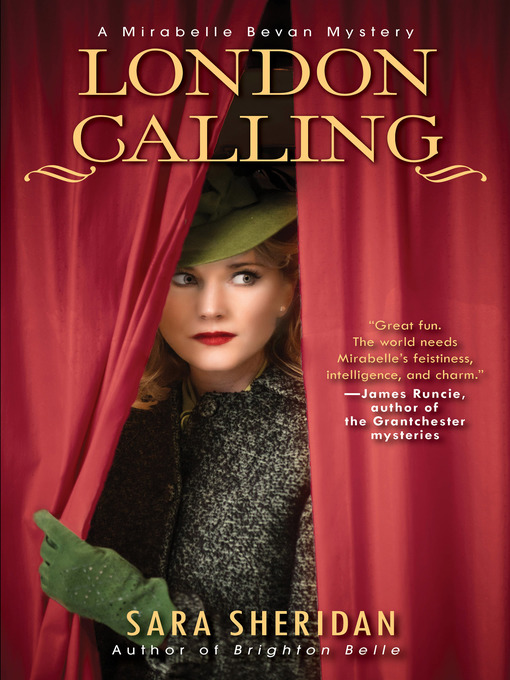 Title details for London Calling by Sara Sheridan - Wait list