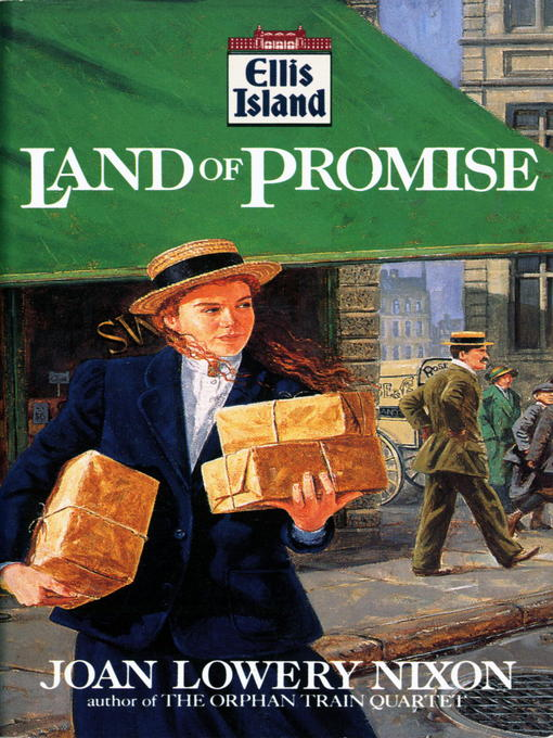 Title details for Land of Promise by Joan Lowery Nixon - Available