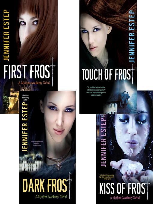 Touch Of Frost Jennifer Estep Epub Download Site