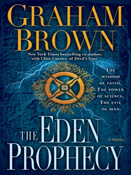 Title details for The Eden Prophecy by Graham Brown - Available