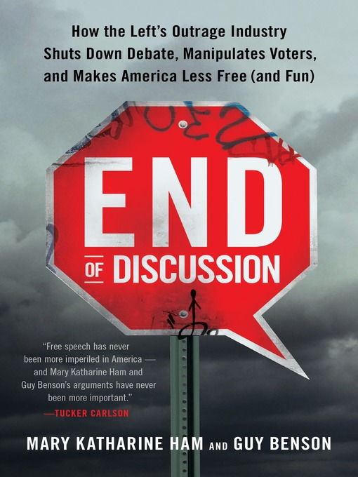 Title details for End of Discussion by Mary Katharine Ham - Available