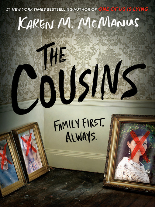 Title details for The Cousins by Karen M. McManus - Available