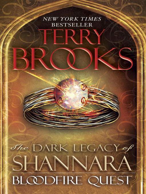 Title details for Bloodfire Quest by Terry Brooks - Available
