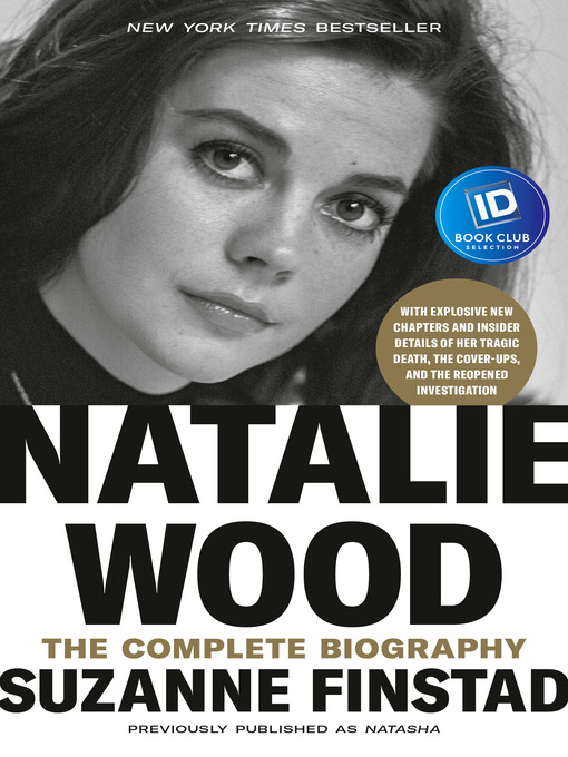 Title details for Natalie Wood by Suzanne Finstad - Available