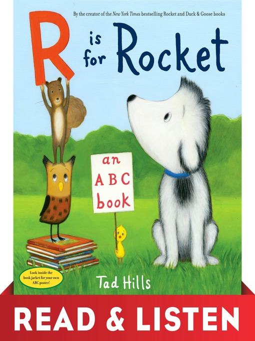 Title details for R Is for Rocket by Tad Hills - Wait list
