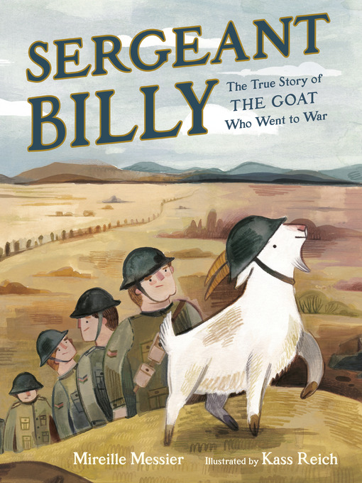 Title details for Sergeant Billy by Mireille Messier - Available