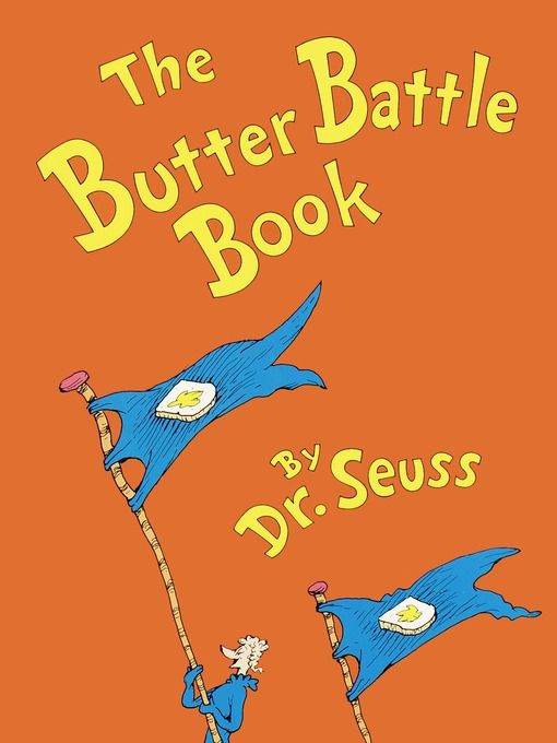 a comprehensive analysis of the butter battle a book by dr seuss Dr seuss and the butter battle book analyzing my job is to analyze the satire and theme of the butter battle book from what i understand so far, the yooks represent the united states and the zooks represent the soviet union during the cold war.