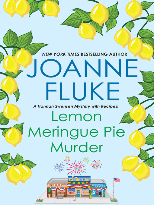 Title details for Lemon Meringue Pie Murder by Joanne Fluke - Wait list