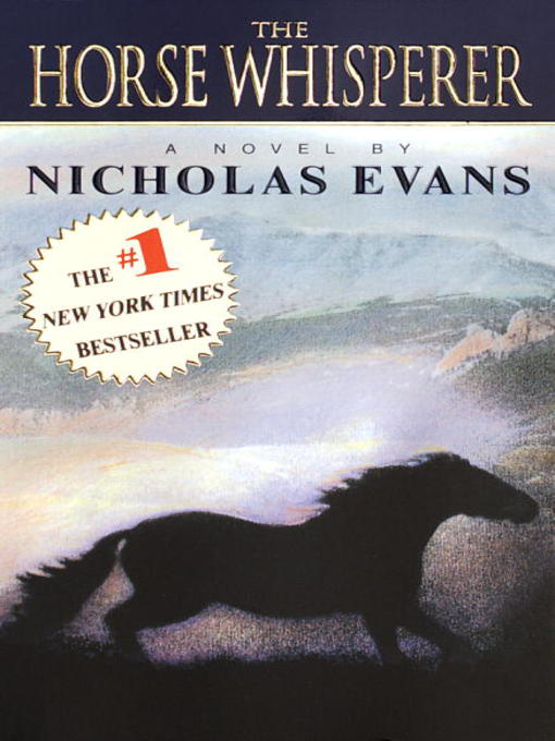 Title details for The Horse Whisperer by Nicholas Evans - Available