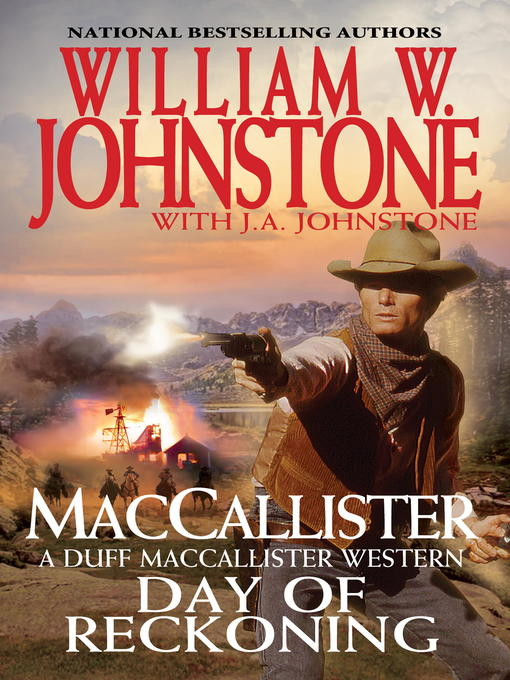 Title details for Day of Reckoning by William W. Johnstone - Available