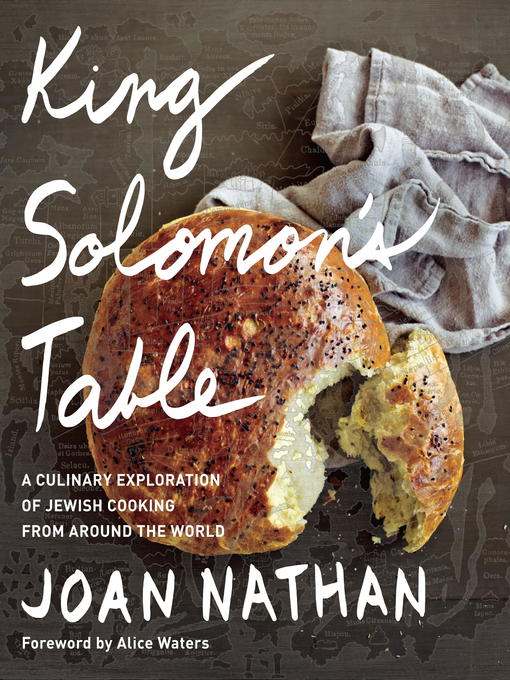 Title details for King Solomon's Table by Joan Nathan - Wait list