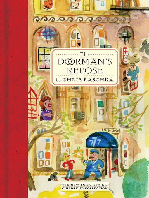 Title details for The Doorman's Repose by Chris Raschka - Wait list