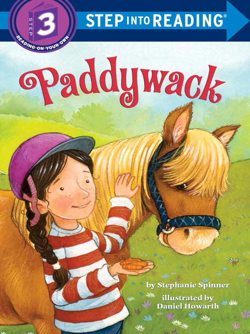 Title details for Paddywack by Stephanie Spinner - Available