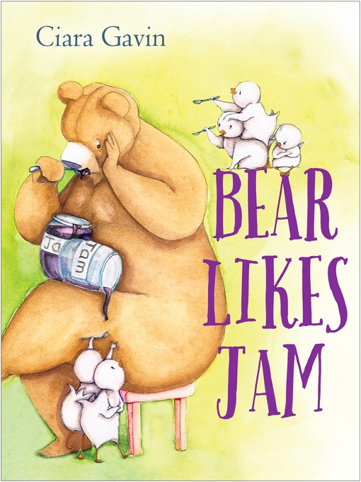Cover of Bear Likes Jam