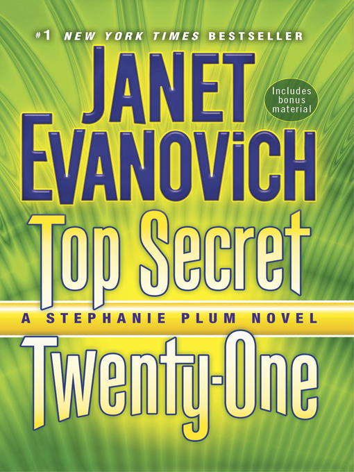 Cover of Top Secret Twenty-One