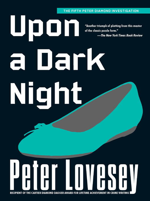 Title details for Upon a Dark Night by Peter Lovesey - Available