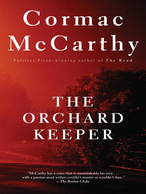 the orchard keeper essay