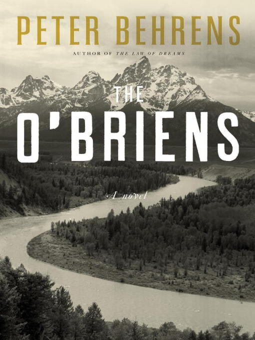 Title details for The O'Briens by Peter Behrens - Available