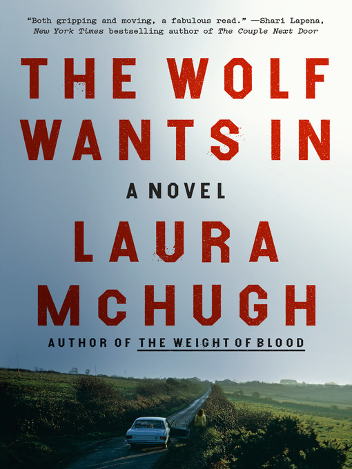 Cover image for The Wolf Wants In