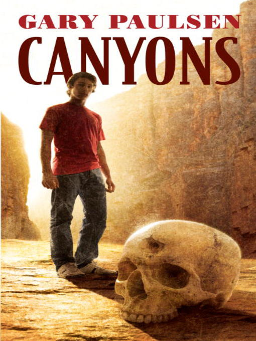 a brief overview of gary paulsens book canyons