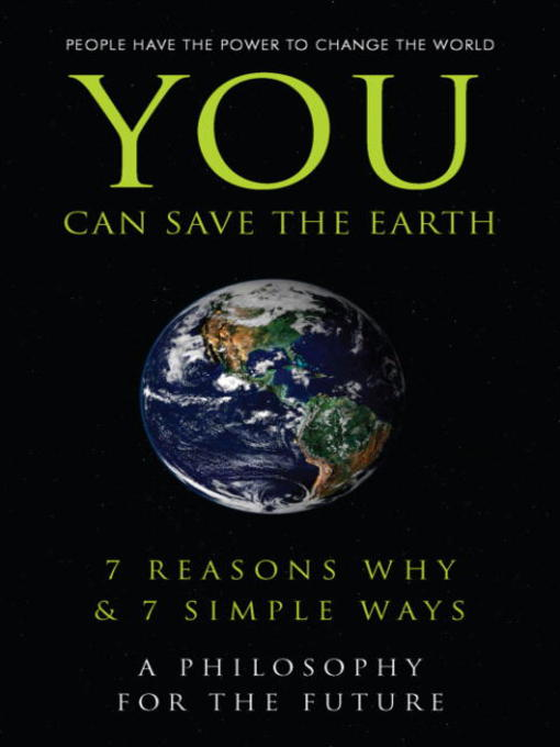 Title details for You Can Save the Earth by Andrew Flach - Available