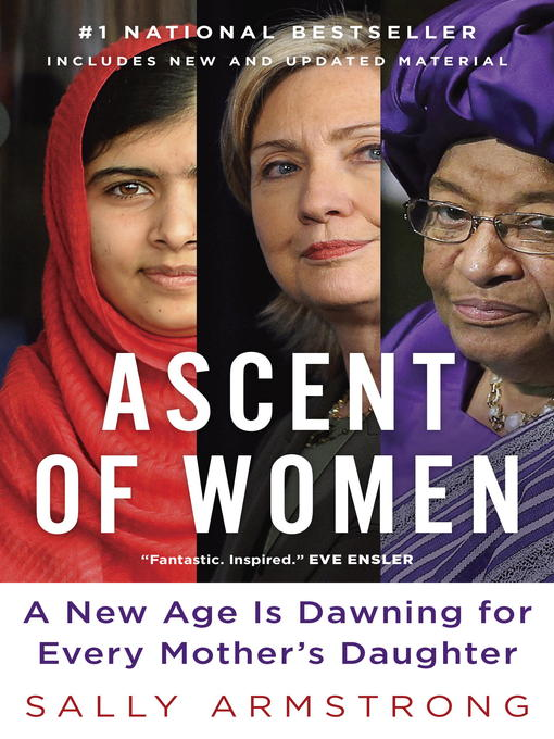 Title details for Ascent of Women by Sally Armstrong - Available
