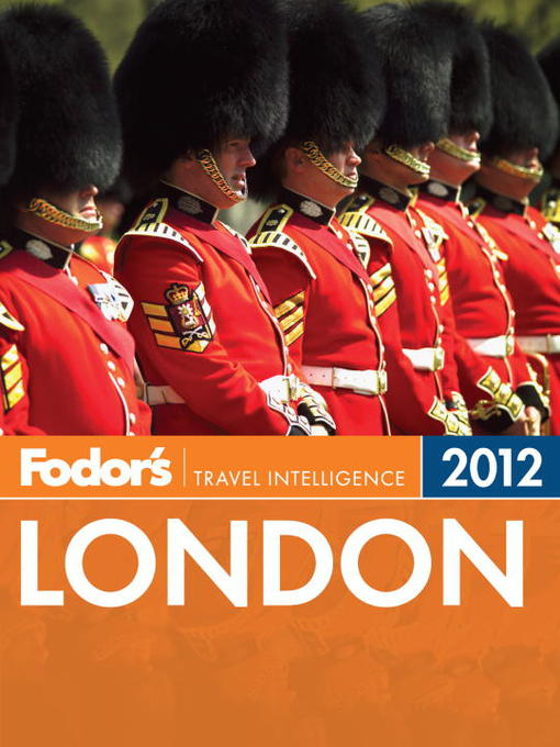 Title details for Fodor's London 2012 by Fodor's - Available