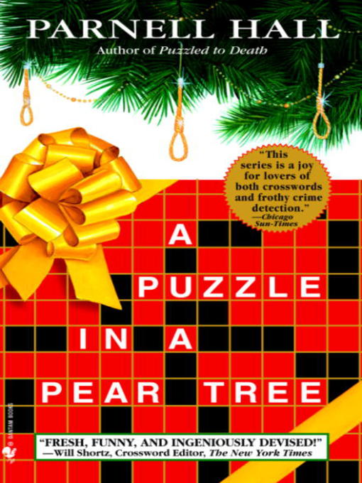 Title details for A Puzzle in a Pear Tree by Parnell Hall - Available