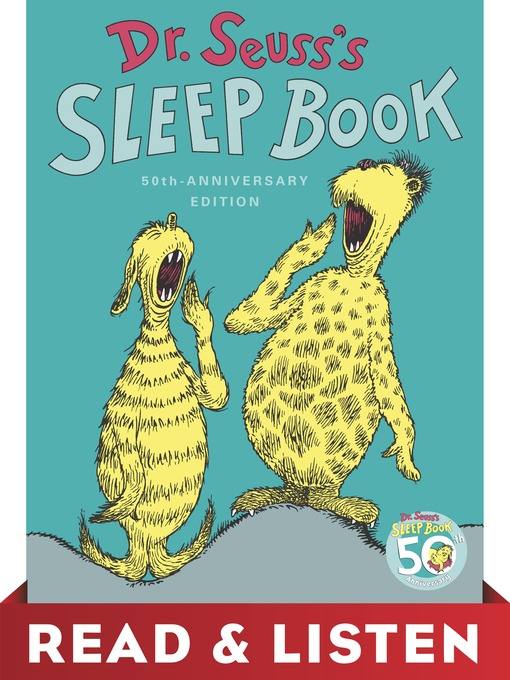 Title details for Dr. Seuss's Sleep Book by Dr. Seuss - Available
