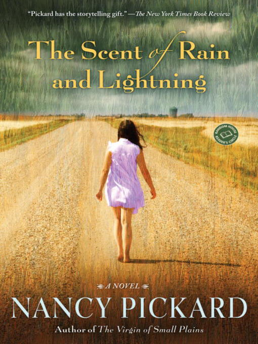 Title details for The Scent of Rain and Lightning by Nancy Pickard - Available