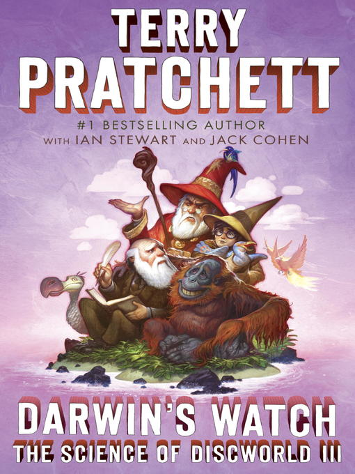 Title details for Darwin's Watch by Terry Pratchett - Available