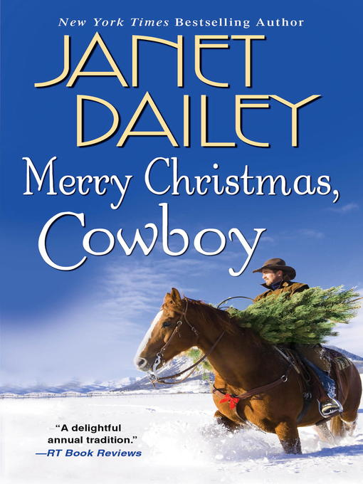 Title details for Merry Christmas, Cowboy by Janet Dailey - Available