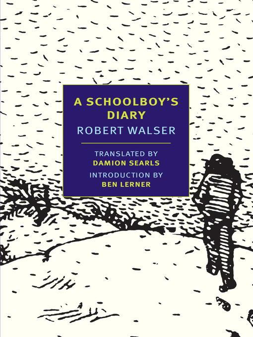Robert Walser Critical Essays