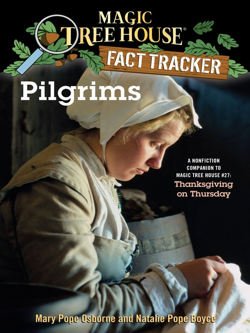Title details for Pilgrims by Mary Pope Osborne - Available