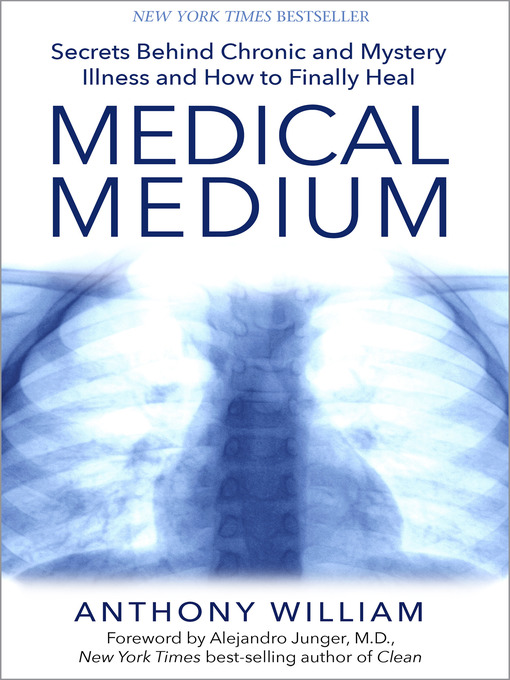 Title details for Medical Medium by Anthony William - Available