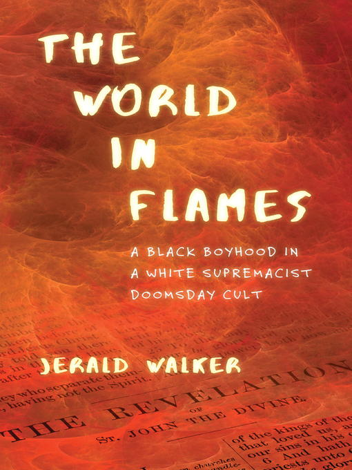 Cover of The World in Flames