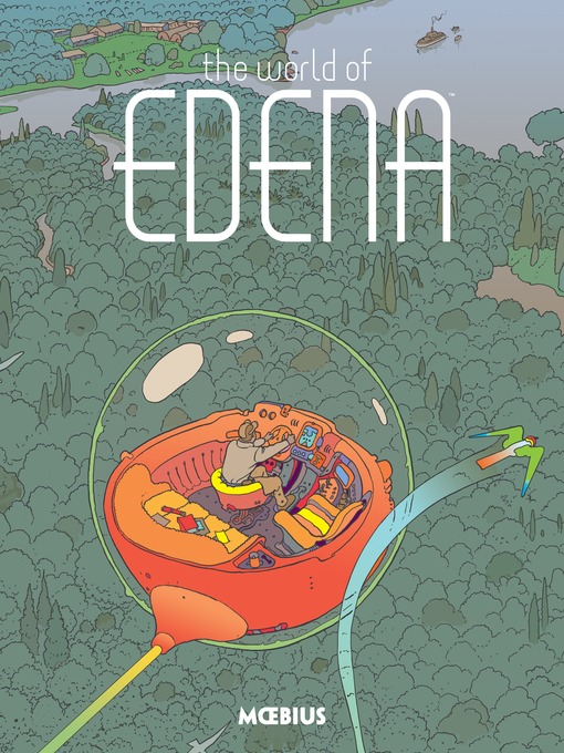 Title details for The World of Edena by Moebius - Wait list