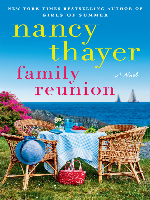 Title details for Family Reunion by Nancy Thayer - Wait list