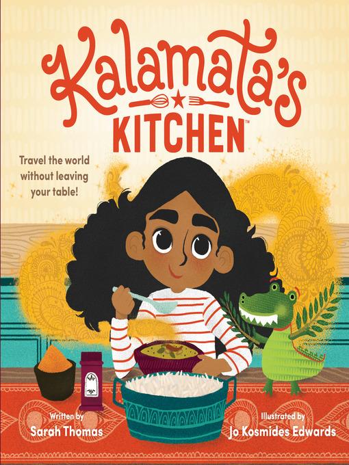 Title details for Kalamata's Kitchen by Sarah Thomas - Wait list