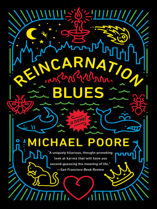 Title details for Reincarnation Blues by Michael Poore - Wait list