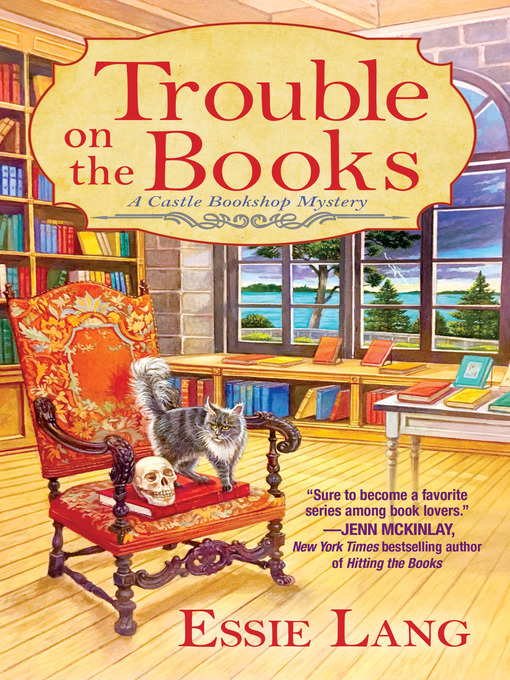 Title details for Trouble on the Books by Essie Lang - Wait list