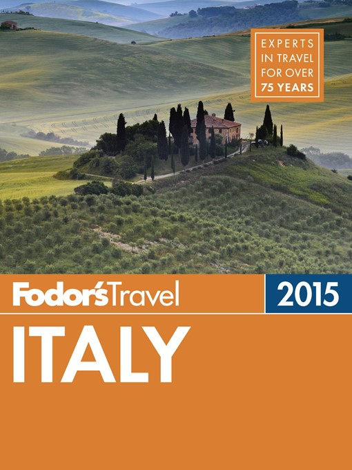 Title details for Fodor's Italy 2015 by Fodor's Travel Guides - Wait list