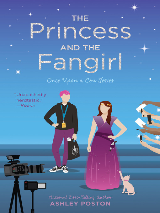 Title details for The Princess and the Fangirl by Ashley Poston - Wait list