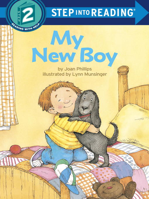 Title details for My New Boy by Joan Phillips - Available
