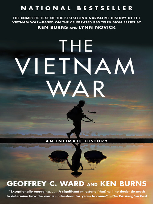 Title details for The Vietnam War by Geoffrey C. Ward - Available