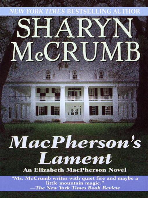 Title details for MacPherson's Lament by Sharyn McCrumb - Wait list