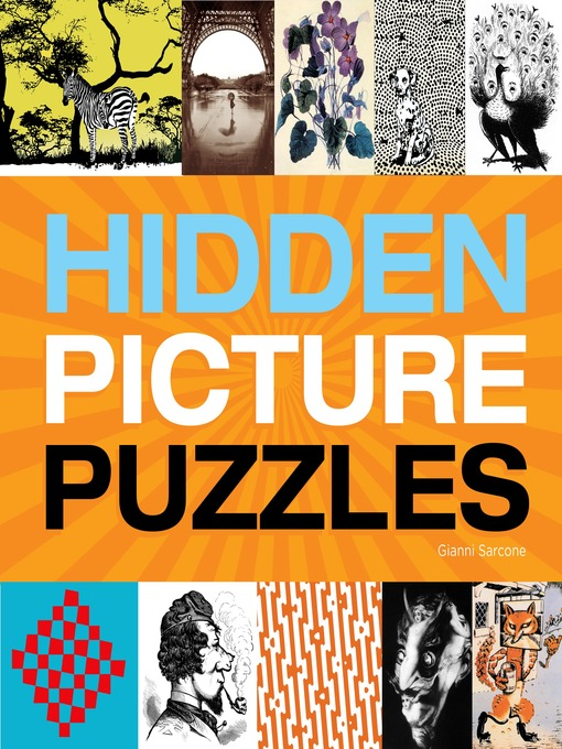 Kids Hidden Picture Puzzles Toronto Public Library Overdrive